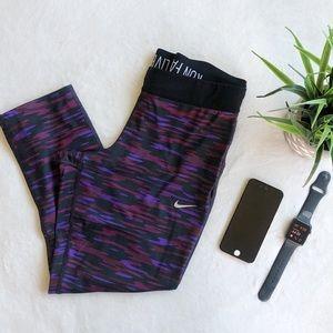Nike Running Dri-Fit Cropped Leggings